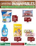 Fin de semana ofertas INSUPERABLES en super selectos - 27feb16