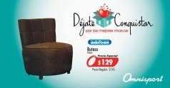 Muebles en ofertas OMNISPORT en butacas