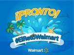 Muy pronto EL RETO WALMART promociones de verano 2016