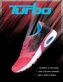 Nuevos zapatos deportivos LEE SHOES marca TURBO