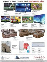 SIMAN Muebles para ponerser comodo en casa y en familia - Febrero 2016