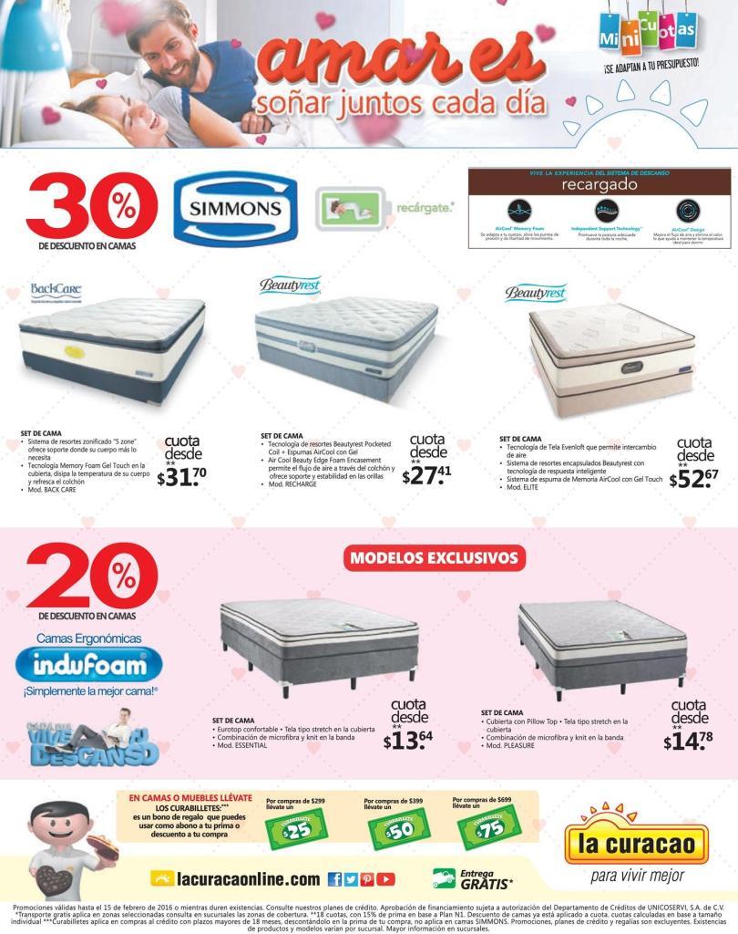 SIMONS BEDS premiun rest technology offers