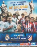 SKY high definition presenta EL DERBI de MADRID este 27 de febrero