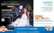 San valentine day EVENTS opera BROADWAY