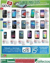 Super precios de fin de semana en celulares SELECTOS - 27feb16