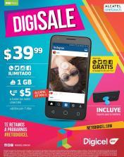 el smartphone mas barato de DIGICEL