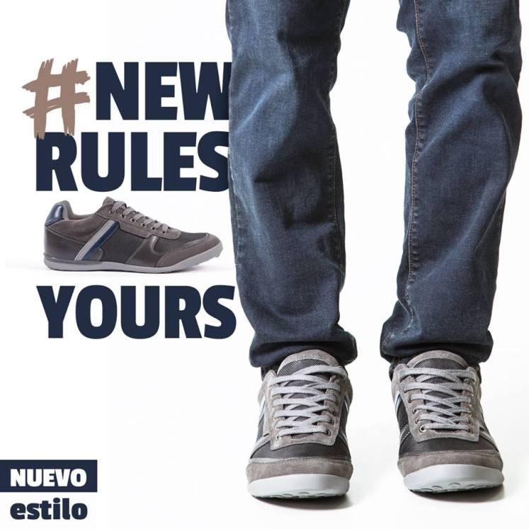 new rules new syle tennis shoes BRACOS el salvador