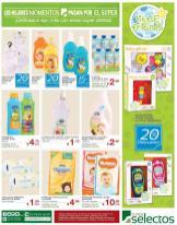 Descuentos en productos para tu BEBE en super selectos - 31mar16