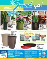 FREUND ofertas y promociones en masetas para jardin - 05mar16