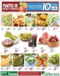 Frutas y verdyras tropicales en ofertas de semana santa - 22mar16
