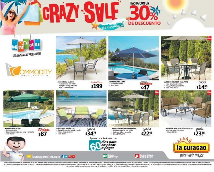 Los muebles mas exclusivos par terrazas y piscinas