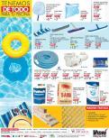 Ofertas en prodcutos de mantenimiento para piscinas en verano