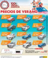 Precios de verano 2016 en carro usados el salvador