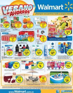 WALMART precios bajos de semana santa 2016