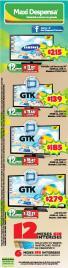 new TV set brand MAXI DESPENSA ofertas televisores