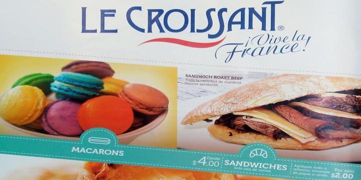 panaderia y delicatesens CROISSANT el salvador