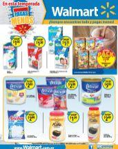 10 articulos LACTEOS copn precio super BAJO gracias WALMART - 29abr16