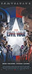 Ahora estreno MARVEL civil way capitan america THE MOVIE