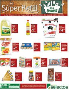 Ahorro en tus productos de primer necesidad Super Selectos - 19abr16