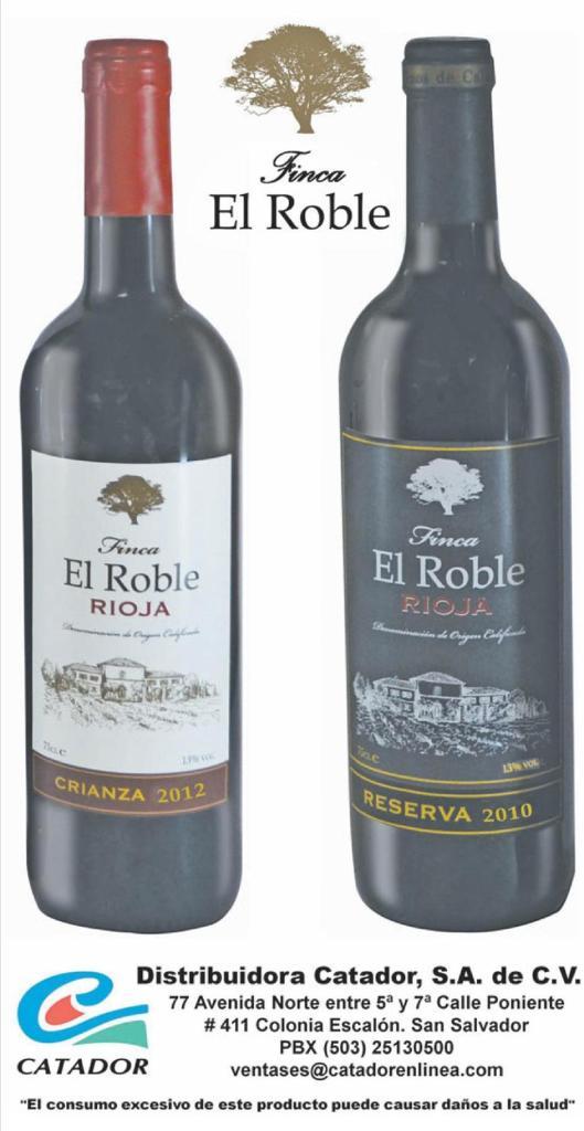 Distribuidora de vinos CATADOR