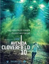 Estreno de pelicula de terror AVENIDA CLOVERFIELD