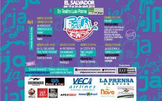 Festival centroamericano de la comedia 2016
