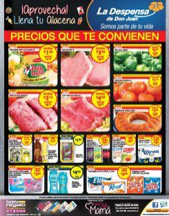 Las 20 precios que te convienen gracias a La Despensa de Don Juan - 29abr16