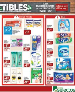 Las mejores ofertas Super Selectos hasta el 10 de mayo 2016