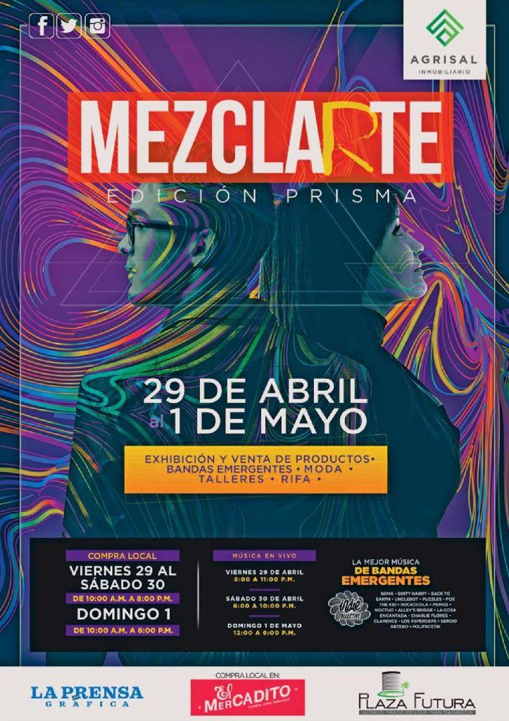 MEZCLA arte 2016