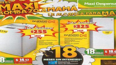 Maxi despensa el salvador regalos dia de las madres 2016