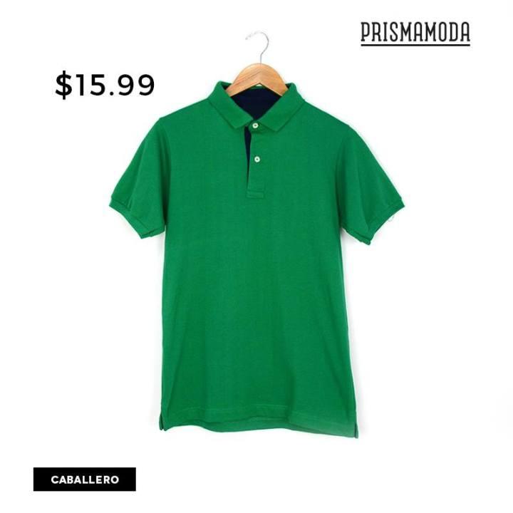 Ofertas en camisas para caballeros tipo POLO - abril 2016