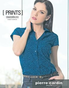 PRINTS collection 2016 for her by pierre cardin