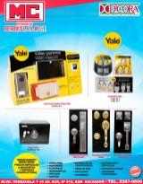 Productos de seguridad cerraduras cajas fuertes y video intercomunicadores