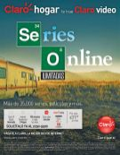 Series online ilimitadas CLARO video on demand service