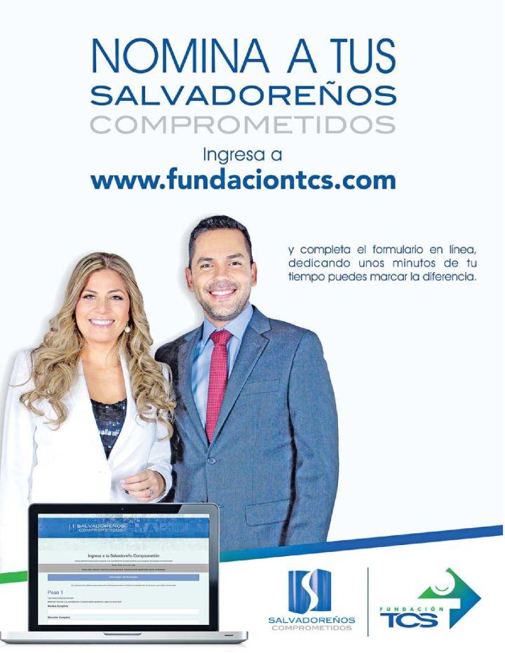 Como nominar a los salvadoreños comprometidos 2016