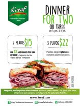 DINNER promotions to celebrate for moms