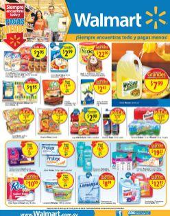 Haz tu super pagando menos con WALMART fin de mes - 30may16