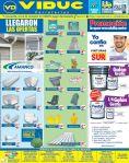 LUNEs ofertas y promociones VIDUC canales techos pinturas