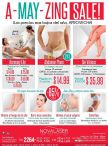 SALE for women beauty treatments