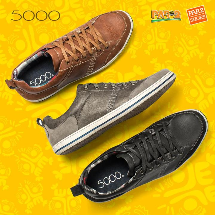 Series 5000 shoes for boys