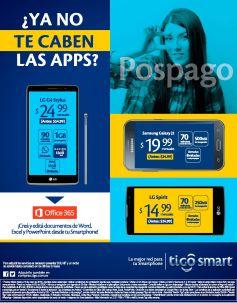 Ya no te caben las APP nuevos smartphone TIGO