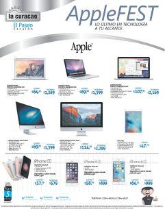 Computadores y Tablets de alto rendimiento APPLE FEST