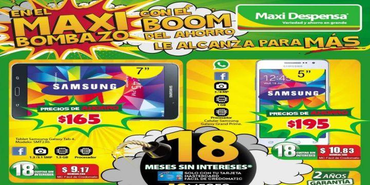 Maxi despensa ofertas de junio 2016 te alcanza para mas