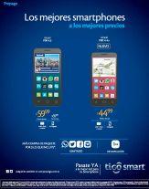 Oferta en los smartphone preferidos ALCATEL PIXI