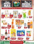 Ofertas de los productos mas vendidos en SUPER SELECTOS