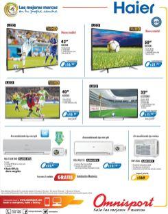 Omnisport Promociones en televisores DIA DEL PADRE 2016