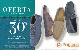 PAYLESS calzado Descuentos y ofertas dia del padre 2016
