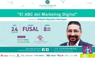 Seminario el ABC del marketing digital