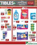 Detergentes y papel higienico en super selectos - 29jul16