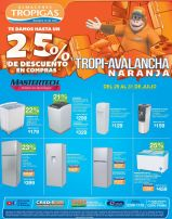 MASTERTECH appliances credit and discount TROPIGAS el salvador